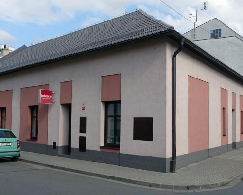 Ložnice Dřevočal